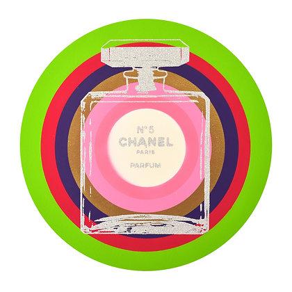 Chanel Green Circle