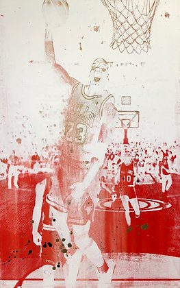 Bulls Baby Michael Jordan
