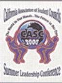 CASC Summer Leadership Handbook