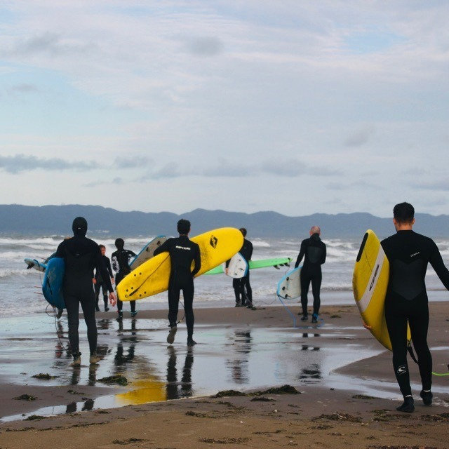 Групповые уроки Сёрфинг