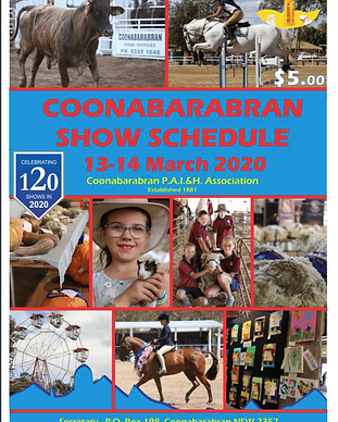 Coona Show Schedule cover.png