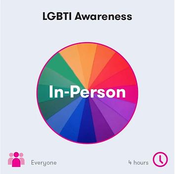 LGBTI Awareness training