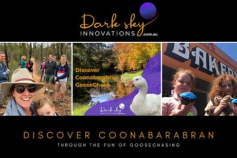 Discover Coonabarabran DSI GooseChase Po