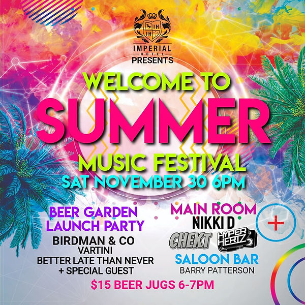 Welcome to Summer Music Festival Imperia
