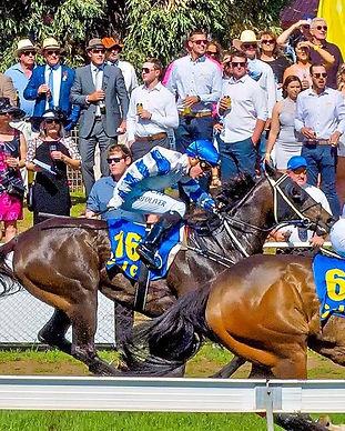 Coona Jockey Club race by Jaap Int Veldt