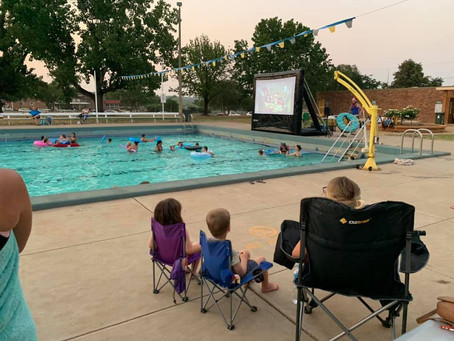 Keeping Cool with 'Dive In Movies' for Summer 2019-20