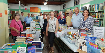 Coonabarabran Rotary Book Shop