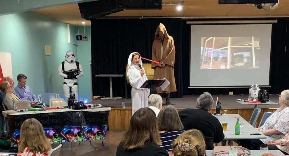 Star Wars Festival Community meeting