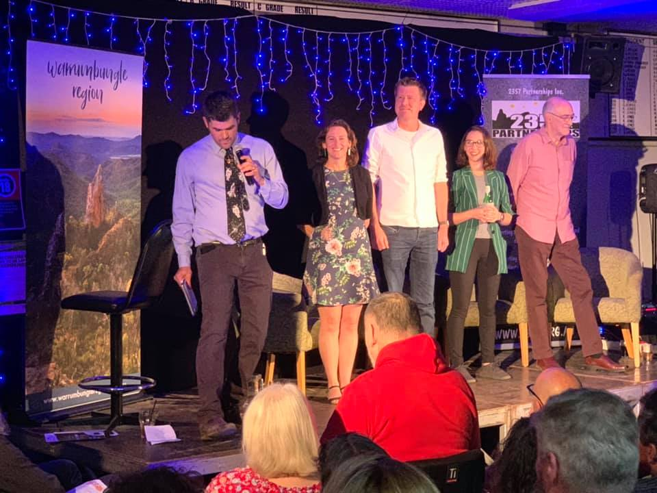 Science in the Pub 2019