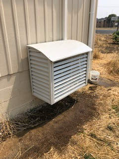 Cover for Air Conditioner Condensor Unit