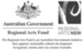 Australian Government Regional Arts Fund