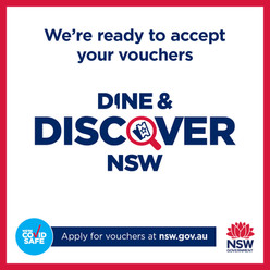 Discover NSW Voucher here
