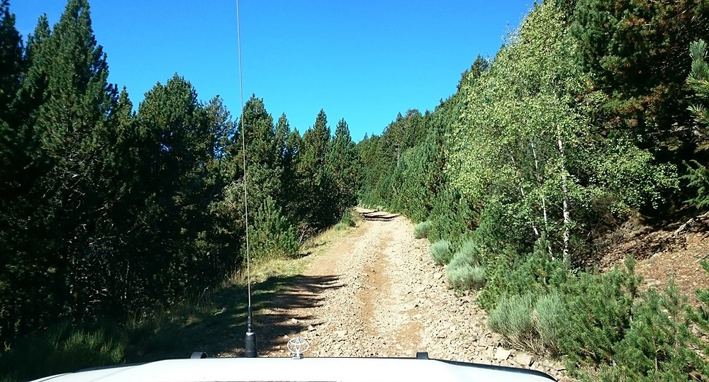 Fully Catered Pyrenees 4X4 Overland Adventure Holiday Tours