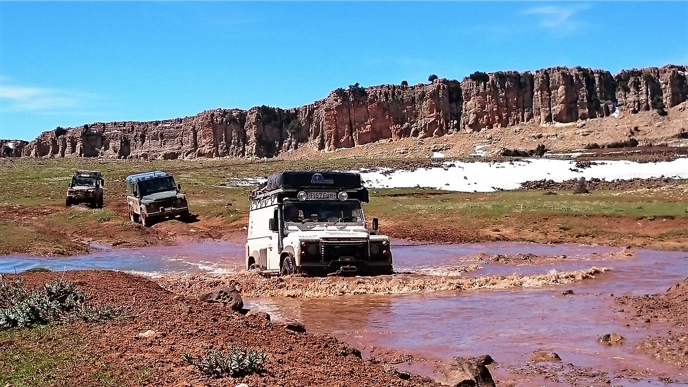 Fully Catered Morocco 4X4 Overland Adventure Holiday Tours