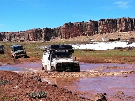 Exploring the Best of Morocco by 4X4