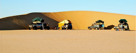 Sahara 4X4 Adventure Tours