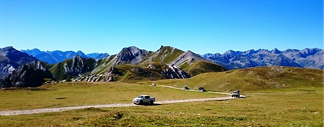 Alps 4X4 Adventure Tours