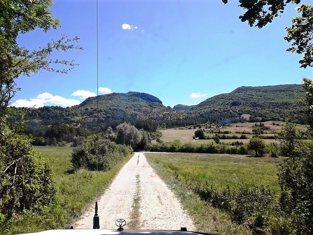 Fully Catered Provence 4X4 Overland Adventure Holiday Tours