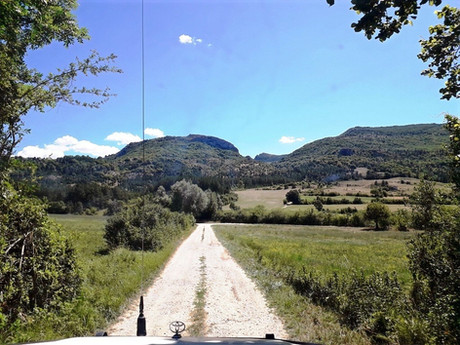 Provence 4X4 Tour: delightful off-roading in the land of lavender, sunflowers and olives!