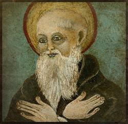 Saint Vincent de Paul 10 cm x 10 cm