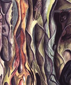 L'arbre au singe 420 x 595