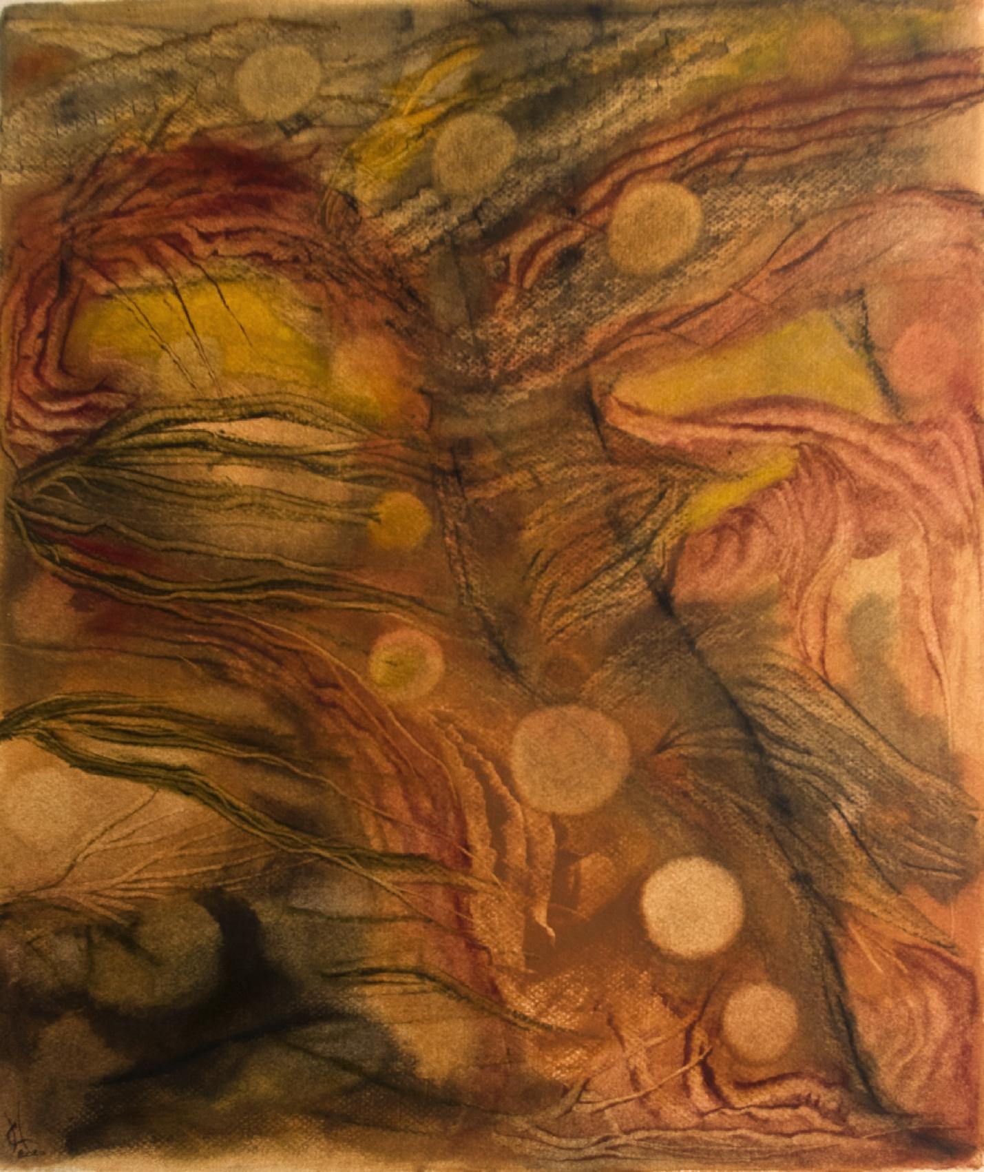 Organics 36 x 36 cm