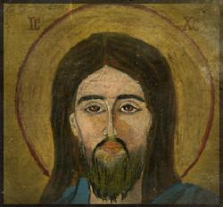 Jesus, le Retour 10 cm x 10 cm