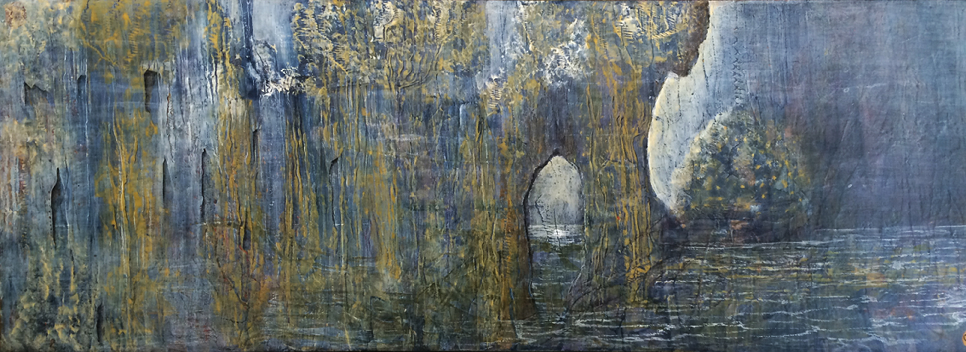 Le passage (collection privée)
