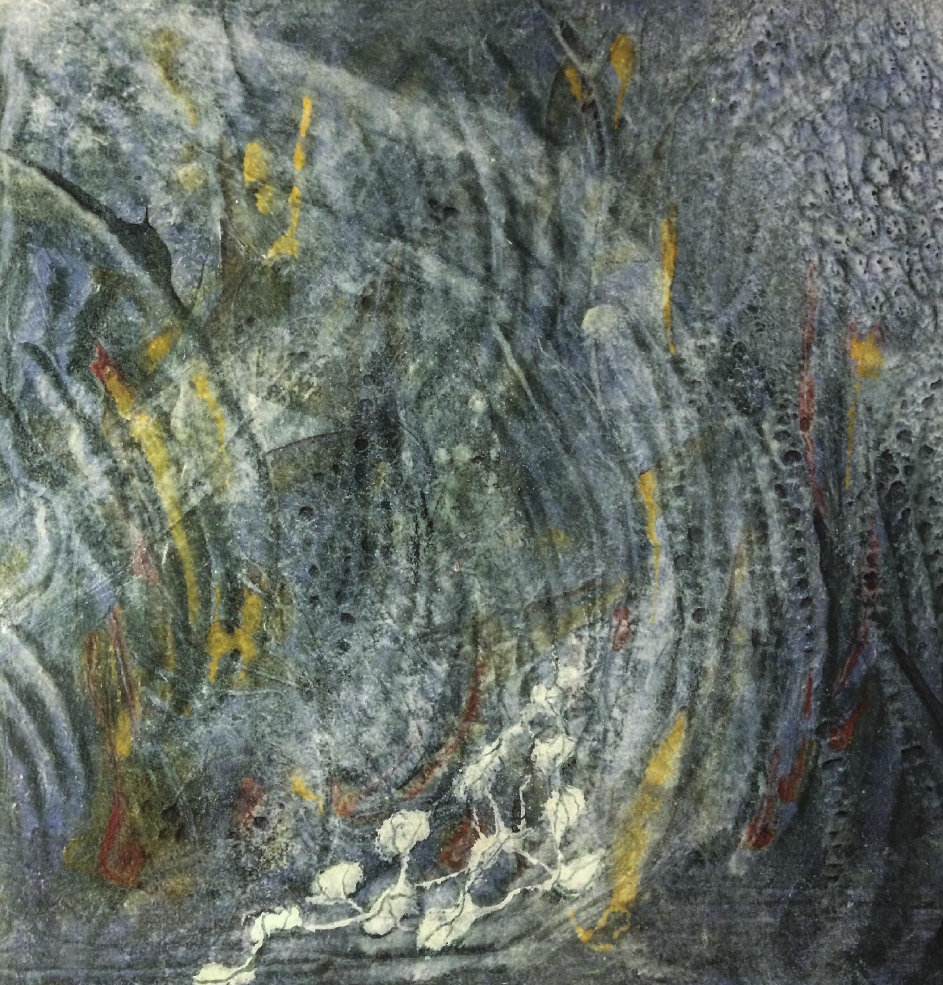 Mundus 40 x 40 (collection privée)