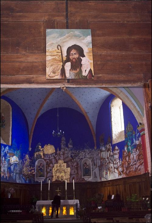 Saint Jean le Baptiste-Eglise du Carla.j