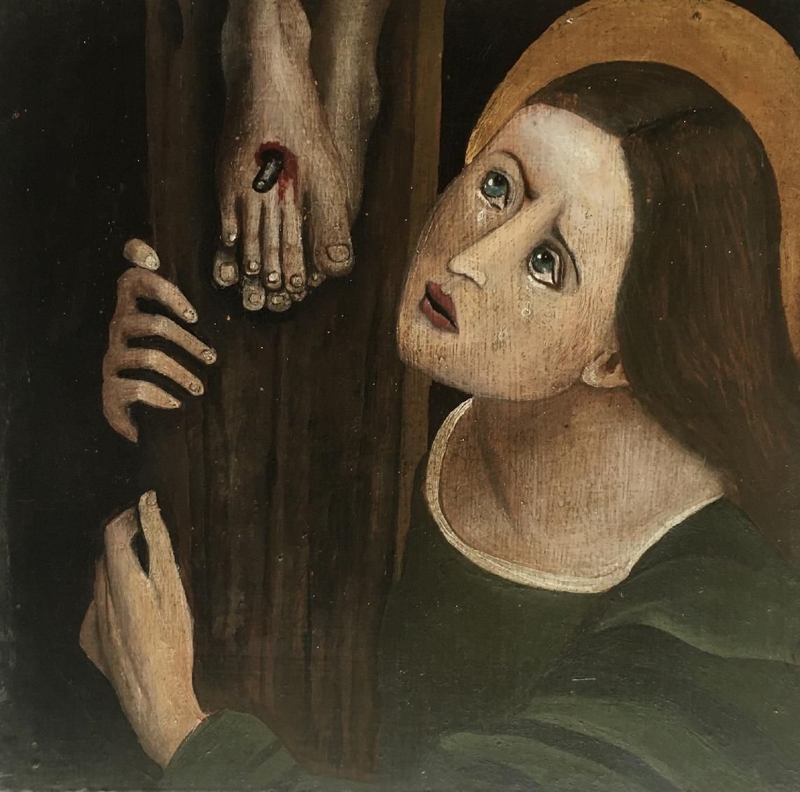Marie de Magdala 20 x 20
