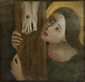 Marie de Magdala 10 cm x 10 cm