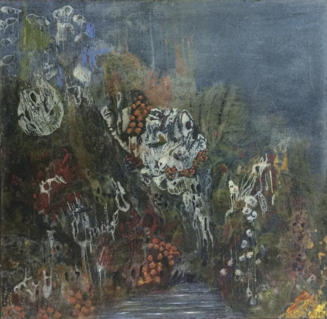 Jardin d'eau 60 x 60
