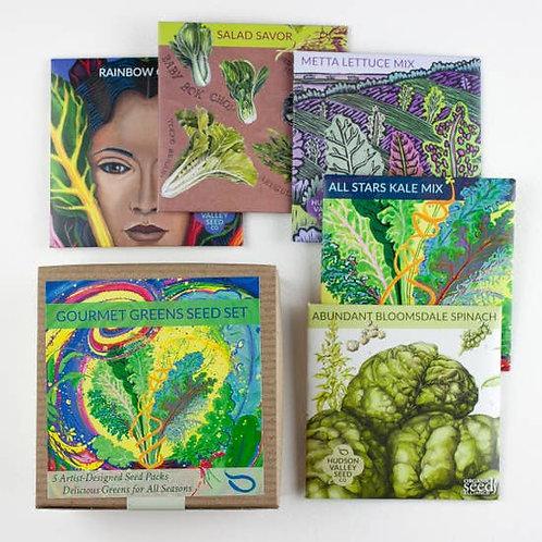 Gourmet Greens Garden Gift Box