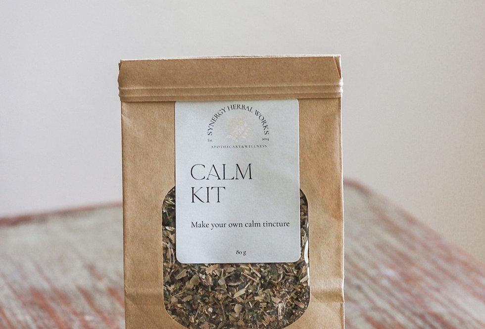 Calm Tincture Making Kit
