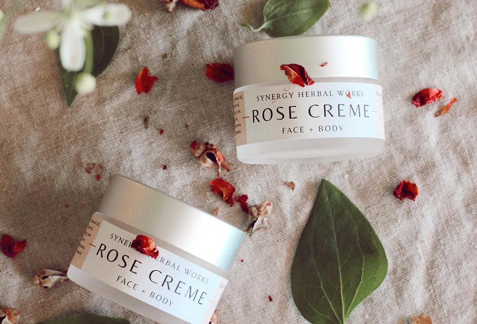 Rose Creme