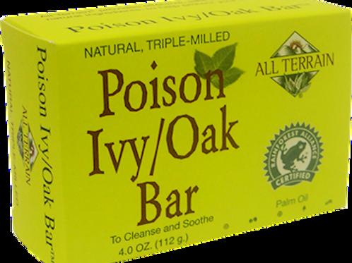 Poison Ivy/Oak Bar 4 oz