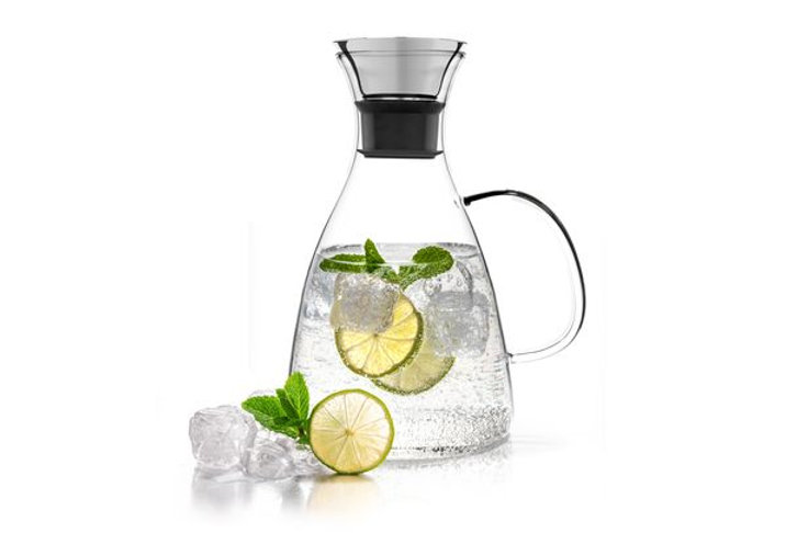 Drip-Free Glass Carafe