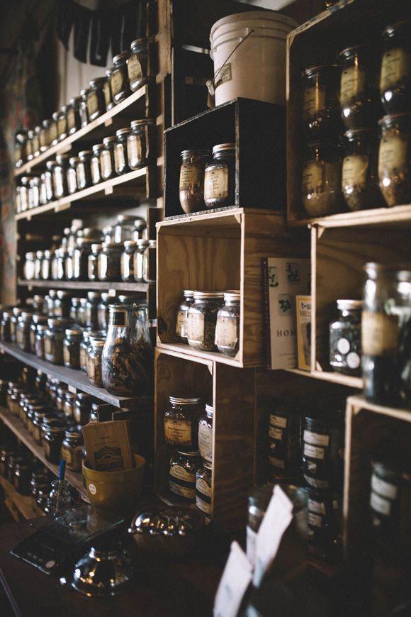 Herbalism, Inspiration & More At Village