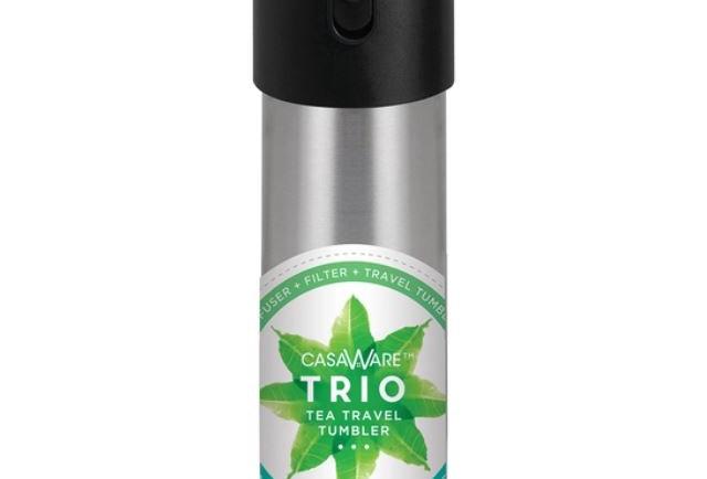 16oz Trio SS Tea Travel Mug