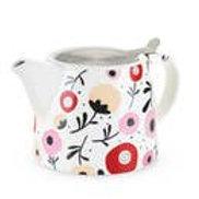 Harper Ceramic Teapot with Infuser