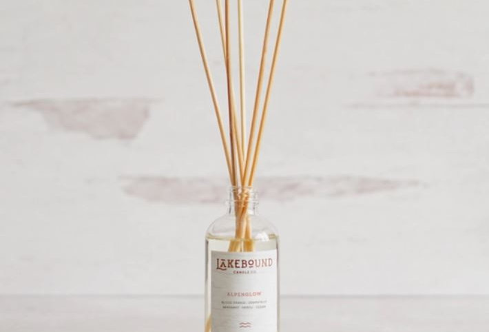 Alpenglow Reed Diffuser