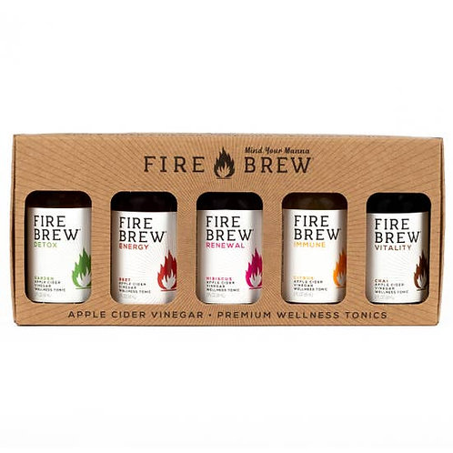 Fire Brew Sampler