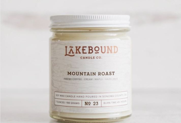 Mountain Roast Soy Candle