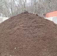 Dark Bark Bulk Mulch