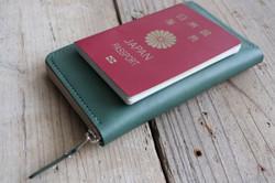 パスポートウォレット