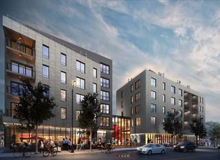Egleston Square Apartment Complex Starts Construction Near Orange Line