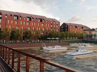 Neponset Wharf Receives Approval by BCDC
