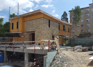 Construction Update: Daughters of Israel