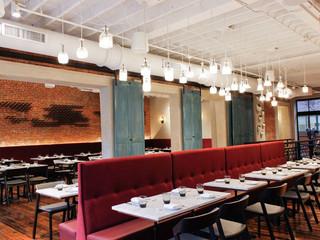 SRV Restaurant Featured on Eater